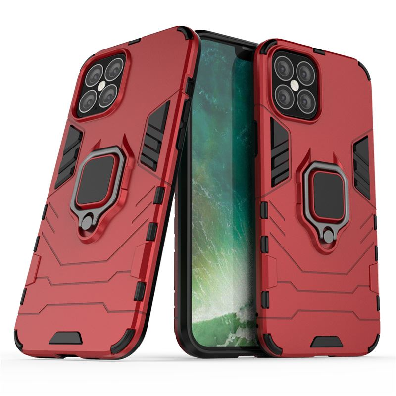 Hybrid-Pc-Case-Cover-For-Apple-iPhone-11-Pro-Max-X-6-7-8-Se-With-Ring-Holder thumbnail 24