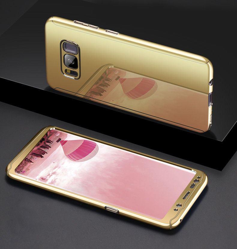 Shockproof-Hybrid-360-Ultra-Thin-Mirror-Hard-Case-Samsung-Galaxy-S7-edge-S8-S9 thumbnail 49