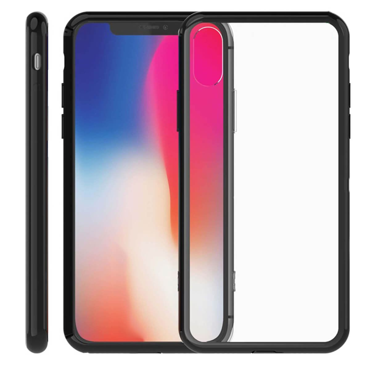 Shockproof-Case-For-Apple-iPhone-X-8-7-Plus-6-5s-Se-Clear-Slim-Bumper-TPU-Cover thumbnail 6