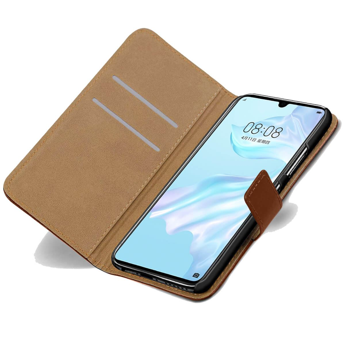 Flip-Cover-For-Huawei-P30-Lite-Pro-Leather-Wallet-Style-With-Magnetic-Closure thumbnail 5