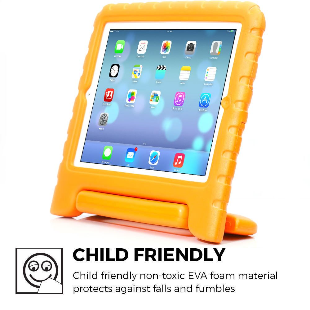 Kids-Shockproof-iPad-Case-Cover-EVA-Foam-Stand-For-Apple-iPad-Mini-1-2-3-4-Air-2 Indexbild 60