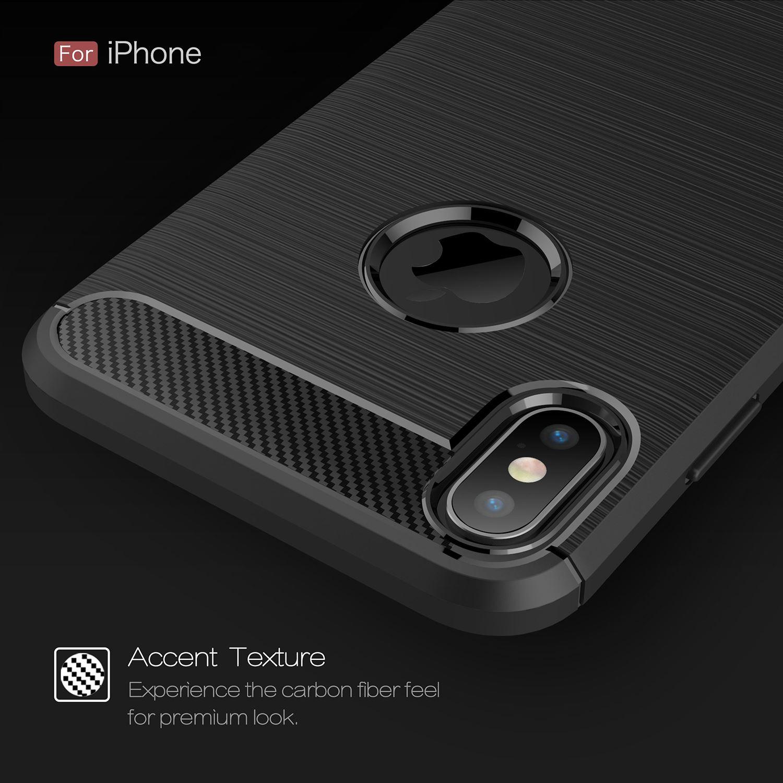thumbnail 29 - For Apple iPhone XR Xs Max X 8 7 Plus 6 5 Se 2020 Case Cover Soft Flexible Grip