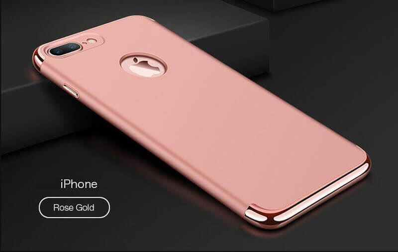 Luxe-Ultra-mince-Shockproof-Armor-Coque-arriere-pour-Apple-iPhone-X-8-7-6-5-SE