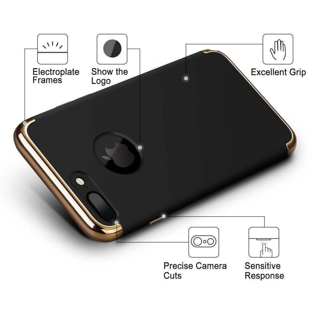Luxury-Ultra-thin-Shockproof-Armor-Back-Case-Cover-for-Apple-iPhone-X-8-7-6-5-Se thumbnail 113