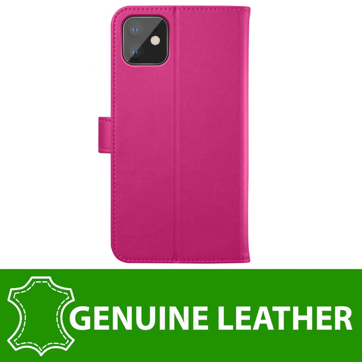 thumbnail 27 - For Apple iPhone 12 11 XR XS Max Leather Flip Wallet Magnetic Stand Card Case