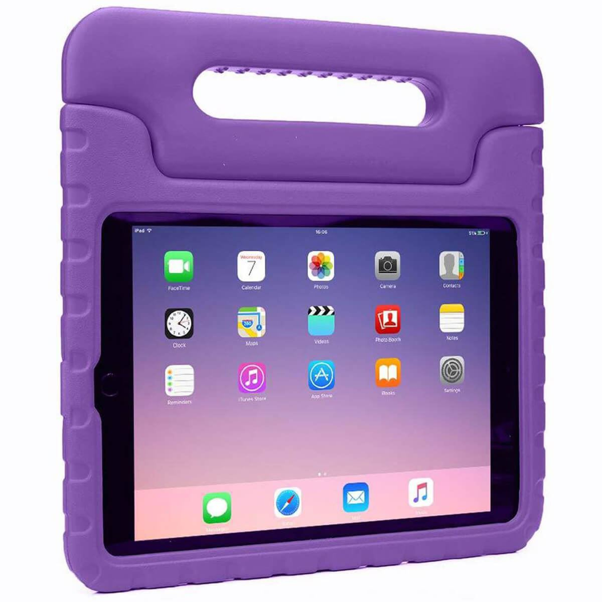 Case-For-Apple-iPad-Kids-Lightweight-Friendly-Shockproof-Maximum-ProtectiveCover thumbnail 25