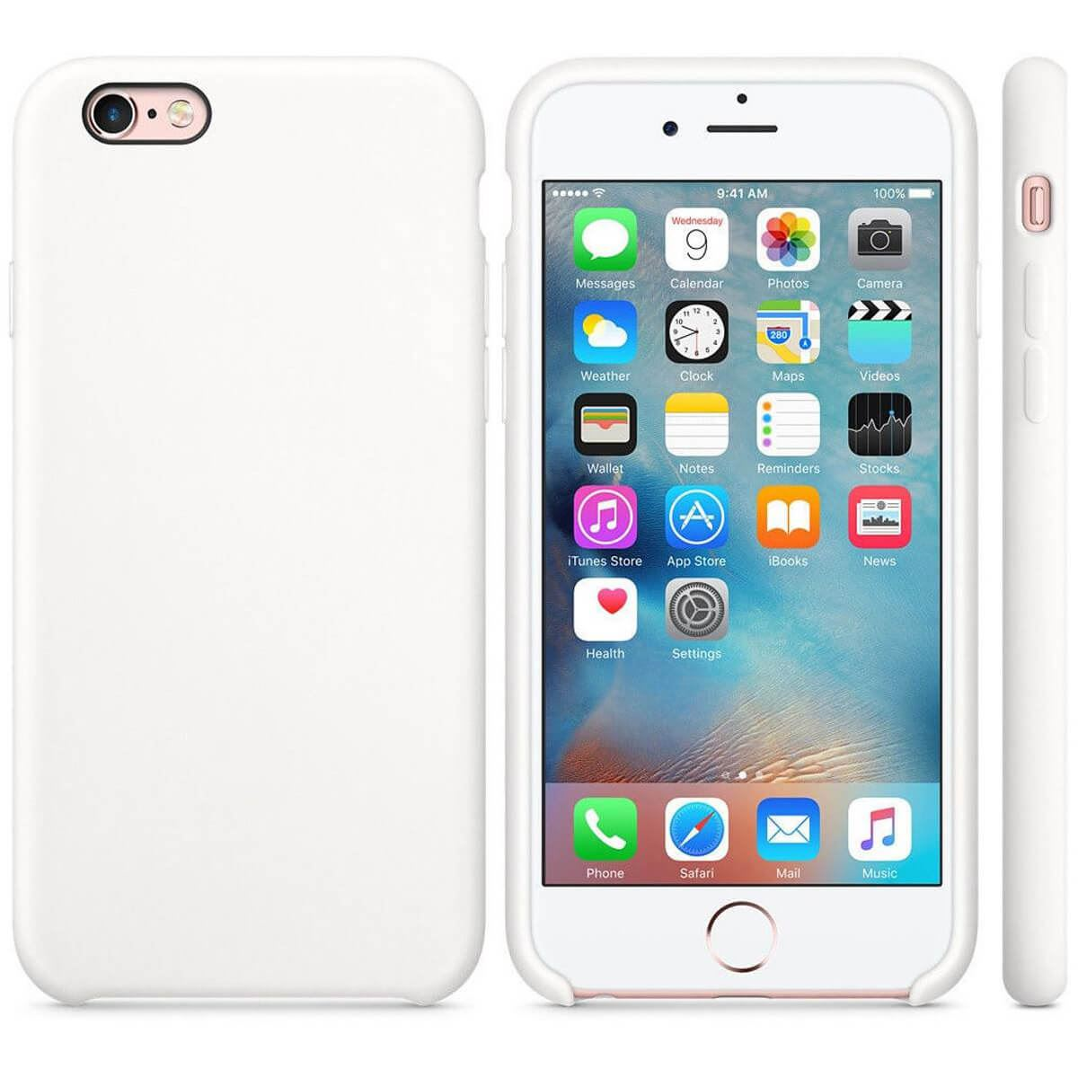 Liquid-Silicone-Shockproof-Case-For-Apple-iPhone-Soft-Matte-Back-Phone-Cover thumbnail 32