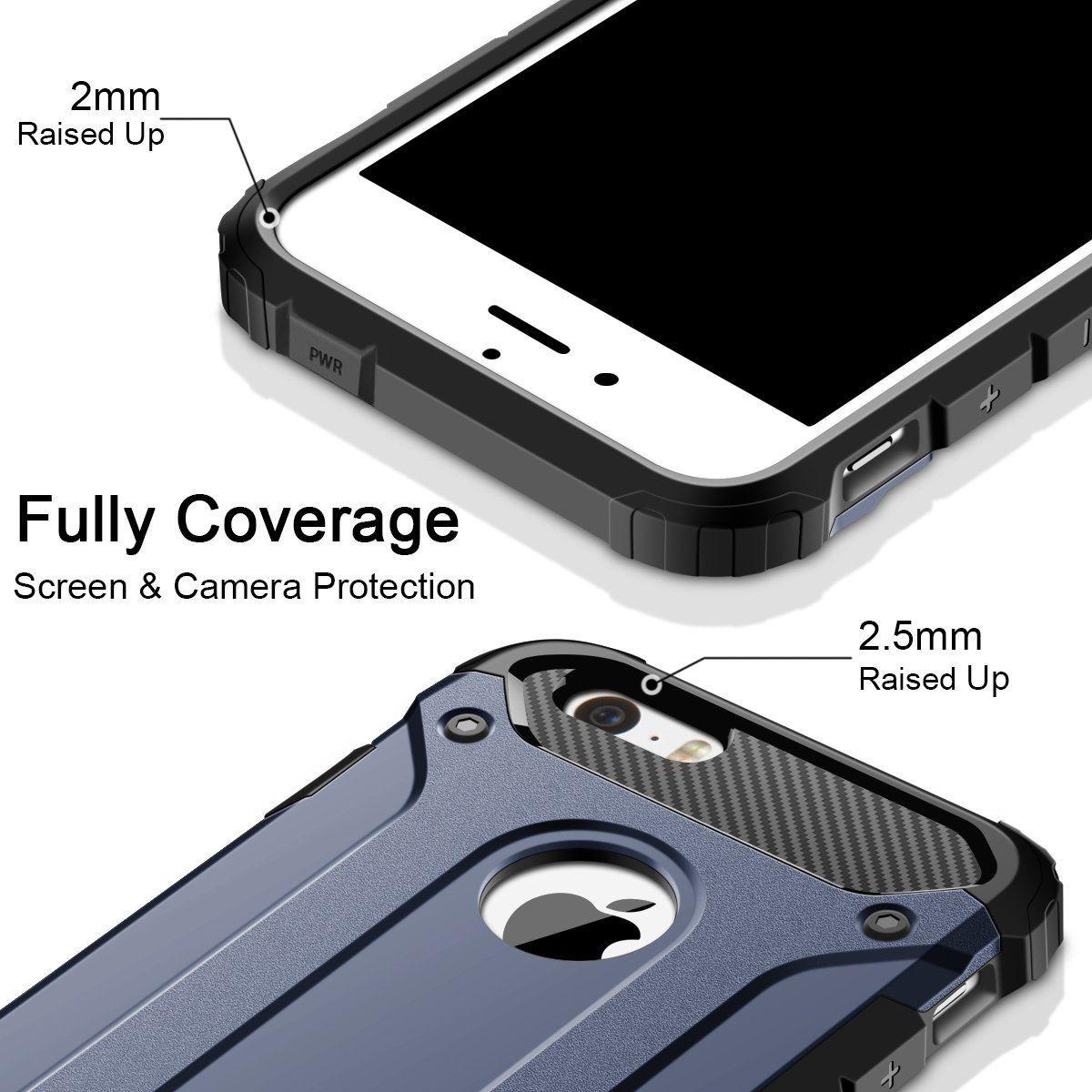 thumbnail 22 - For Apple iPhone 11 Pro Max XR Xs X 8 7 Plus 6 5 Se Case Cover Tough Armor