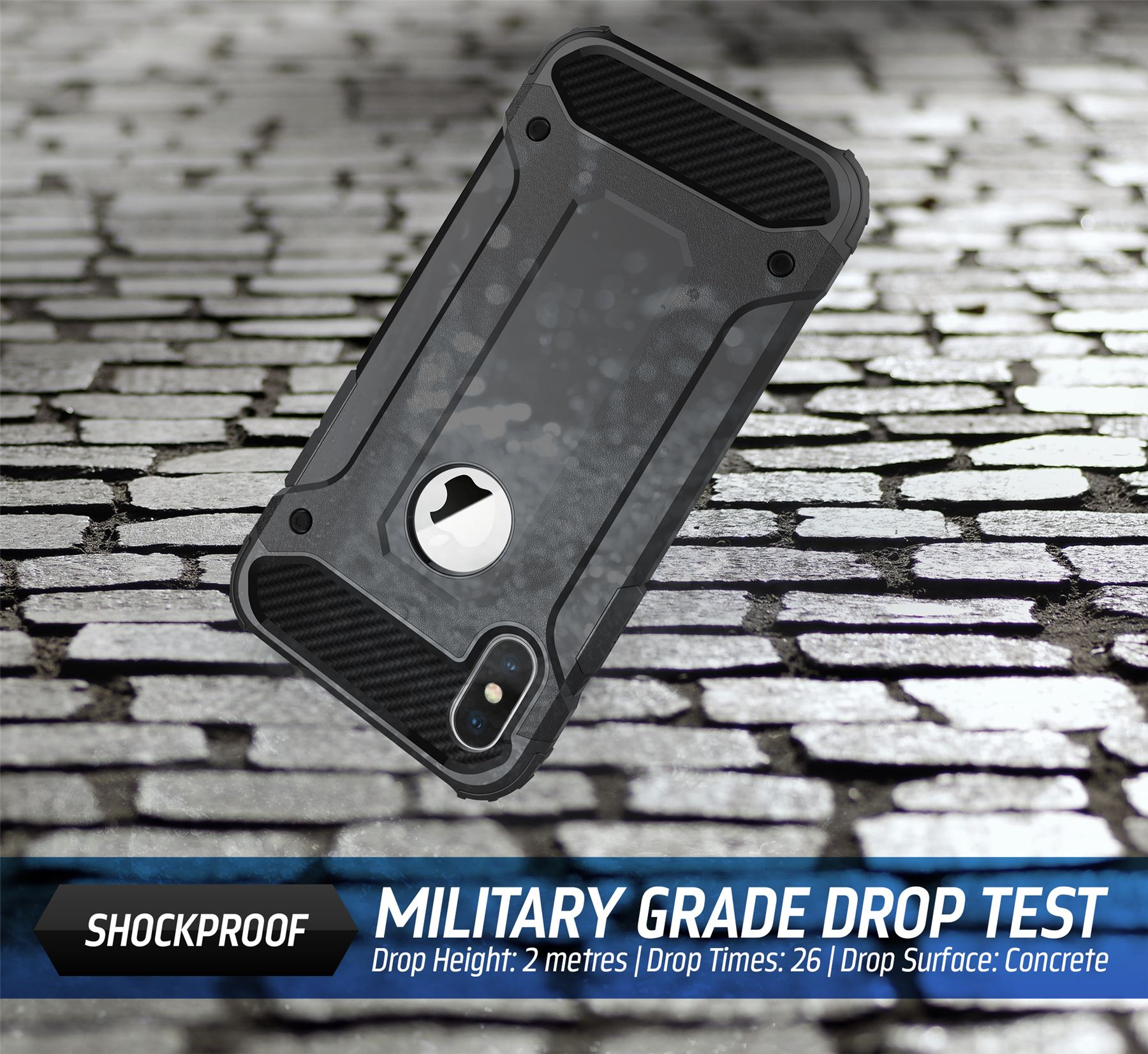 thumbnail 50 - For Apple iPhone 11 Pro Max XR Xs X 8 7 Plus 6 5 Se Case Cover Impact Heavy Duty