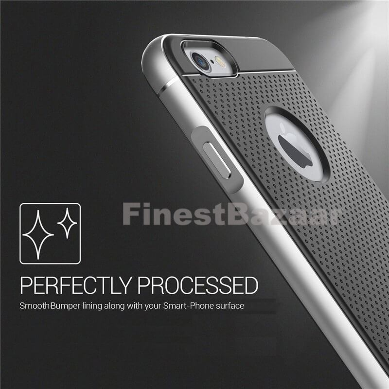 Shockproof-Thin-Bumper-Hard-Back-Case-Cover-For-Apple-iPhone-8-7-Plus-6s-6-Se-5s miniatuur 36