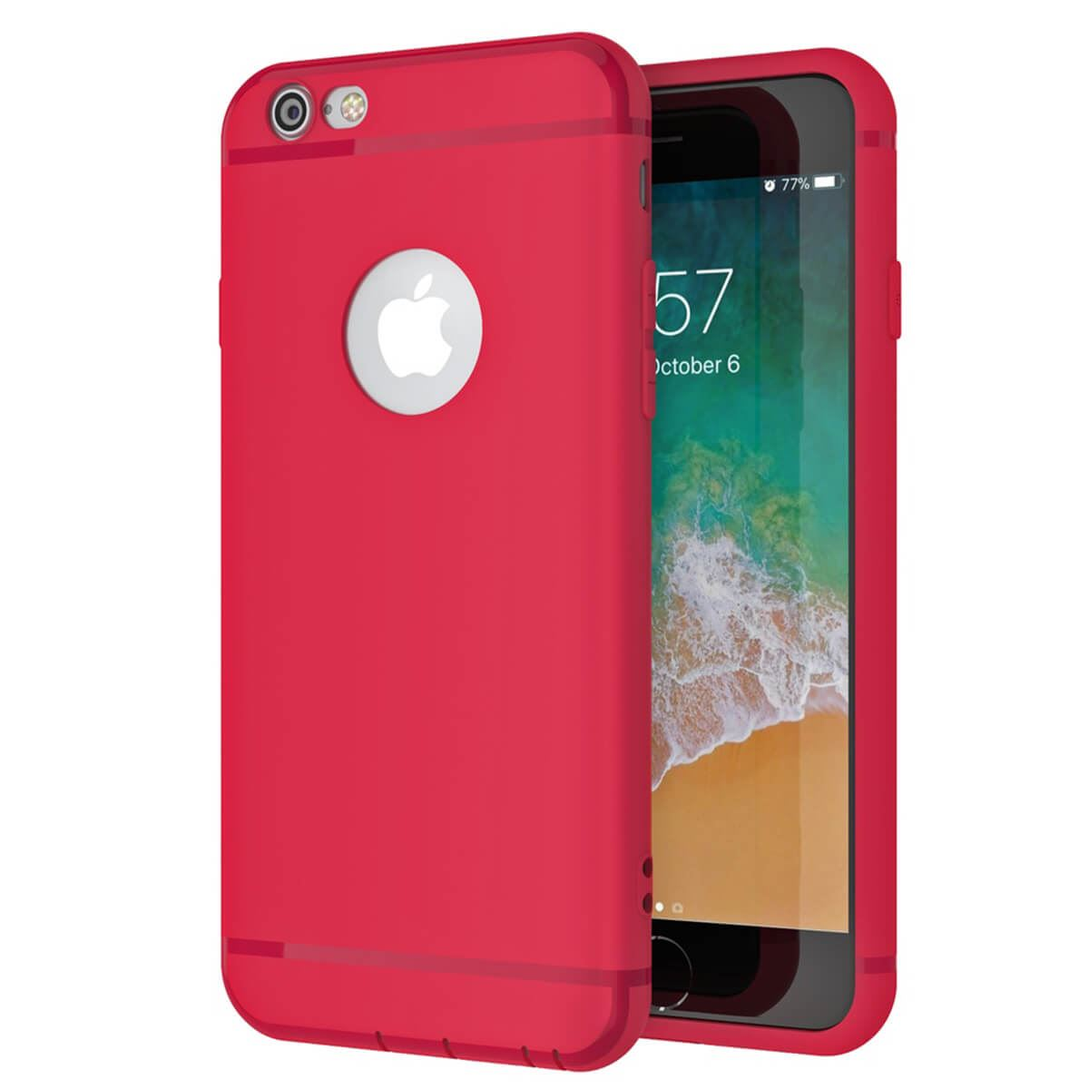 Ultra-Thin-Case-Apple-iPhone-10-8-7-Plus-6-5-Luxury-Slim-Silicone-TPU-Soft-Cover thumbnail 15