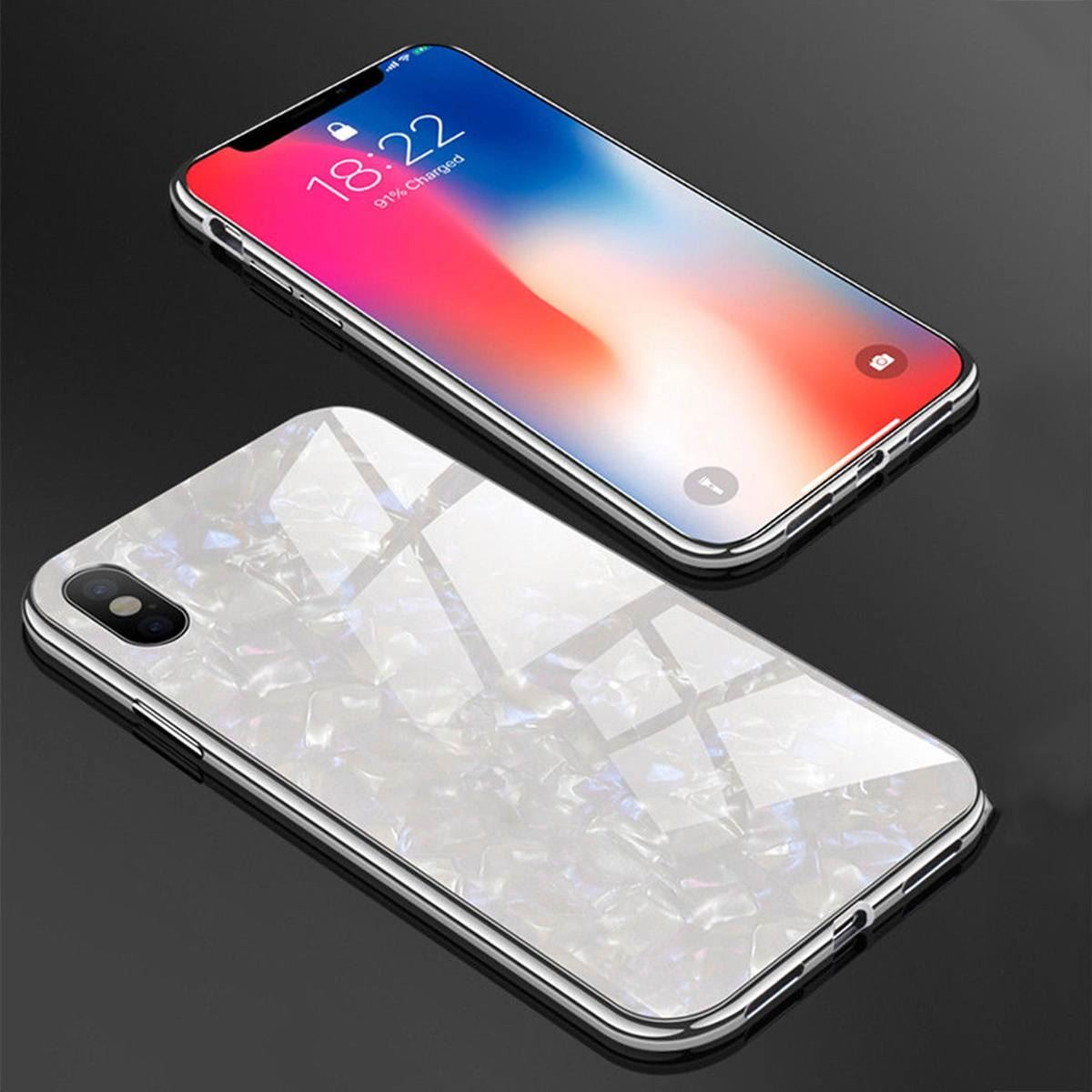 Luxury-Marble-Tempered-Glass-Case-Cover-For-Apple-iPhone-X-XS-XR-Max-10-8-7-6s-6 thumbnail 62