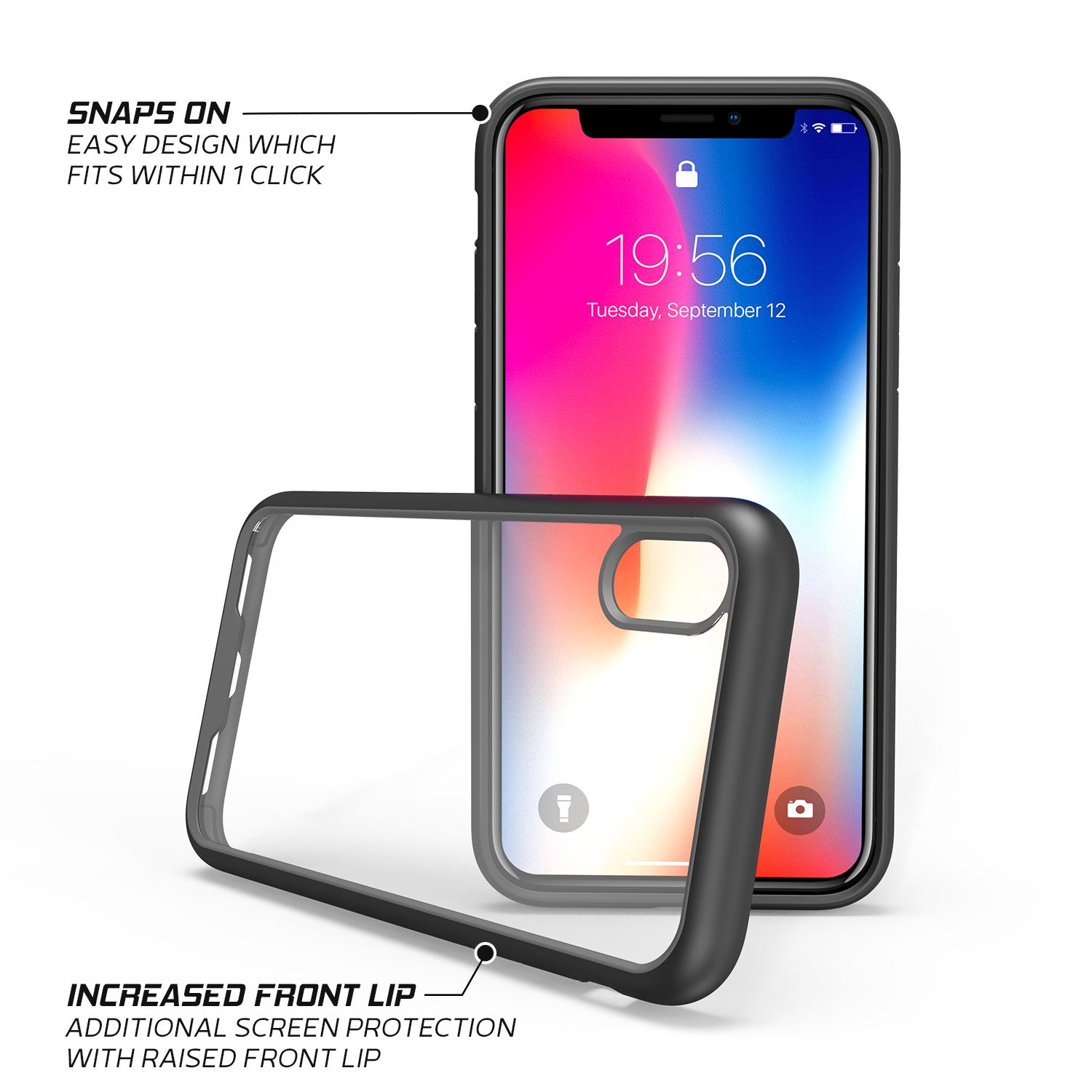 thumbnail 9 - For Apple iPhone XR Xs Max X 8 7 Plus 6 Se 2020 Case Cover Clear Shockproof Thin