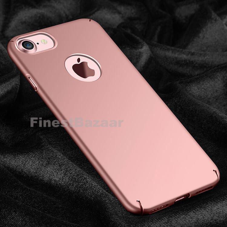 Luxury-Ultra-Thin-Slim-Acrylic-Hard-Back-Case-Cover-Apple-iPhone-10-X-8-7-6s-5s