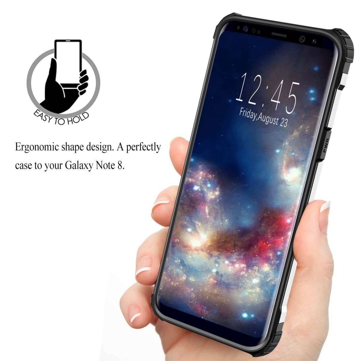 Hybrid-Armor-Shockproof-Rugged-Bumper-Case-For-Samsung-Galaxy-S7-Edge-S8-Note-S9 縮圖 42