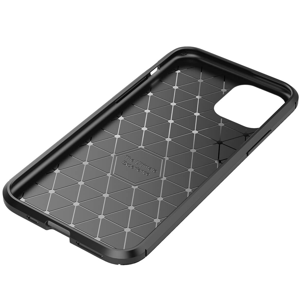 Carbon-Fibre-Soft-Case-For-iPhone-11-X-XR-Max-8-7-6-Plus-Slim-TPU-Silicone-Cover thumbnail 9