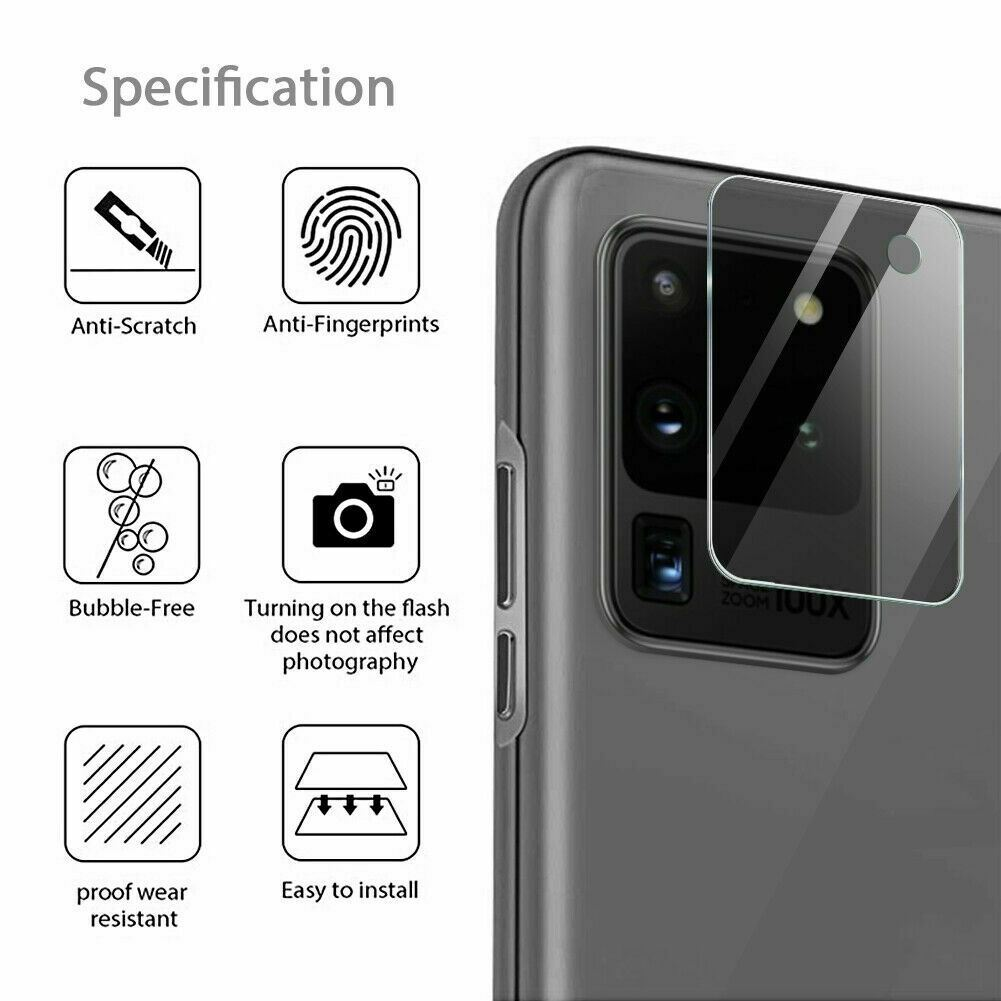 Camera-Phone-Lens-Protective-For-Samsung-Galaxy-S20-Plus-Ultra-5G-Tempered-Glass thumbnail 14