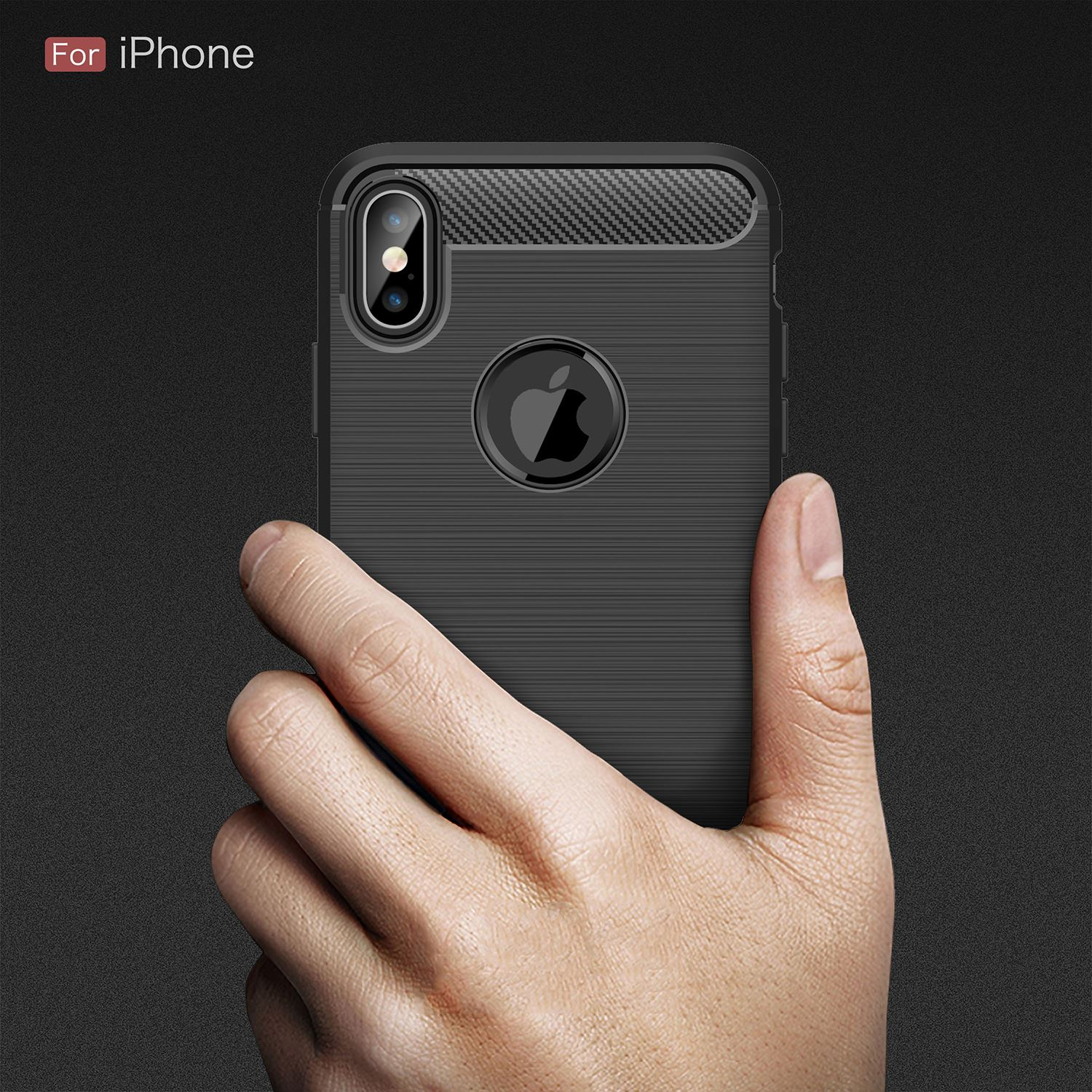 miniature 25 - For Apple iPhone XR Xs Max X 8 7 Plus 6 5 Se 2020 Case Cover New Phone Proof
