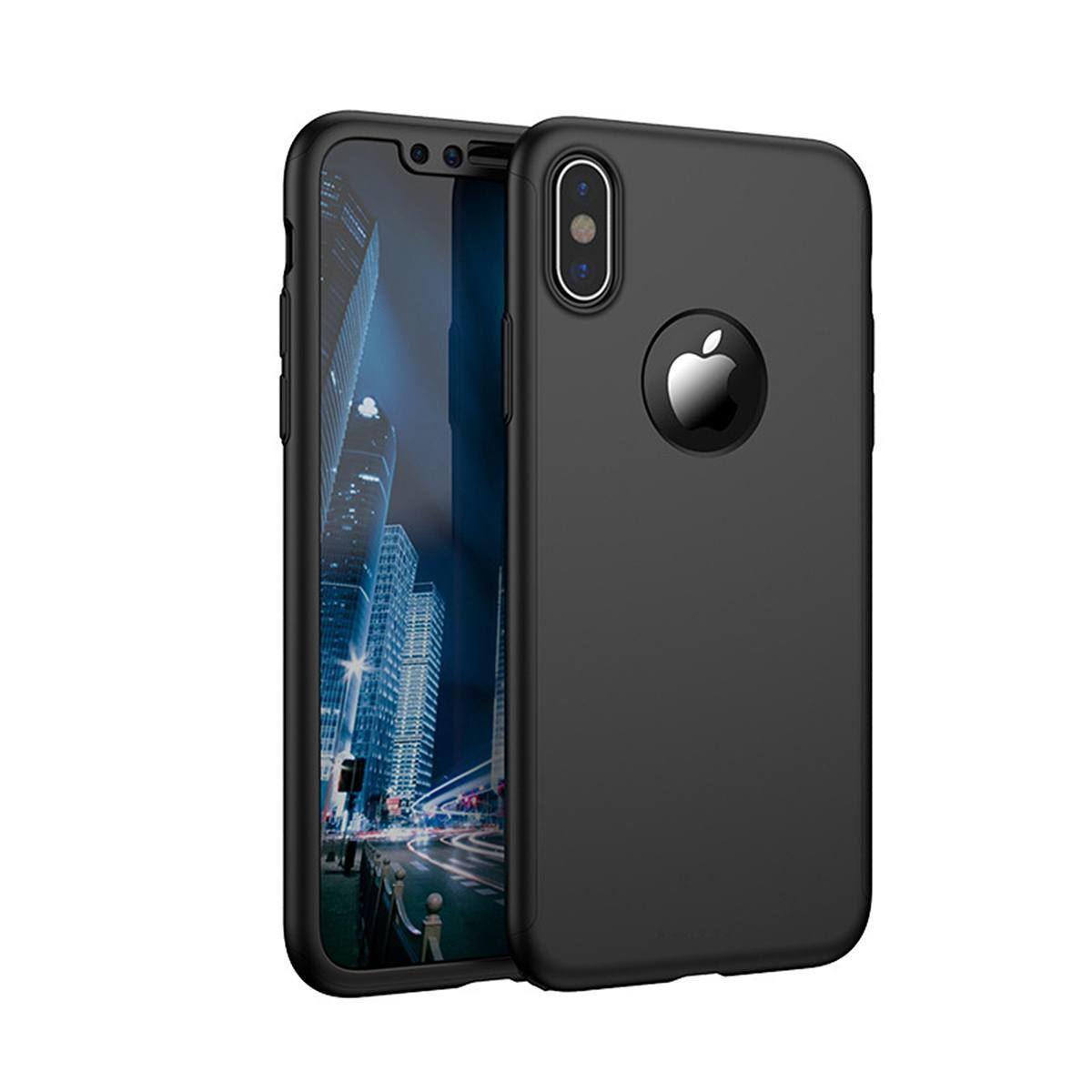 For-Apple-iPhone-XS-Max-XR-Hybrid-360-Slim-Ultra-Thin-Heavy-Duty-Shockproof-Case Indexbild 21