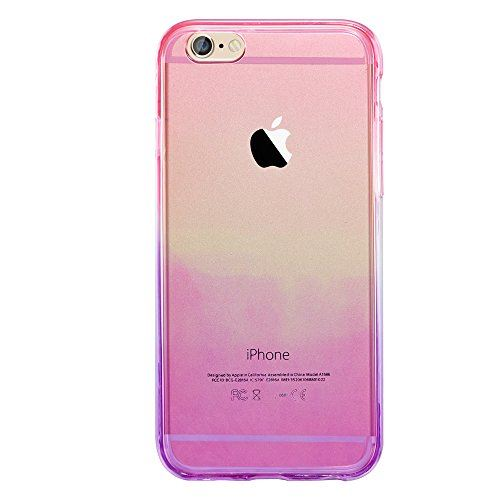 Shockproof-TPU-Gel-Case-For-Apple-iPhone-8-7-5s-6s-SE-Hybrid-360-New-Skin-Cover thumbnail 11