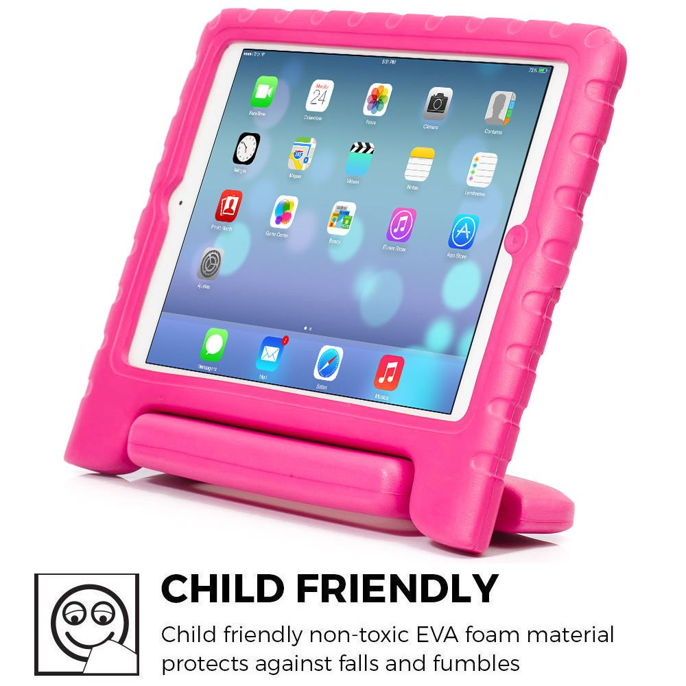 Kids-Shockproof-iPad-Case-Cover-EVA-Foam-Stand-For-Apple-iPad-Mini-1-2-3-4-Air-2 Indexbild 22