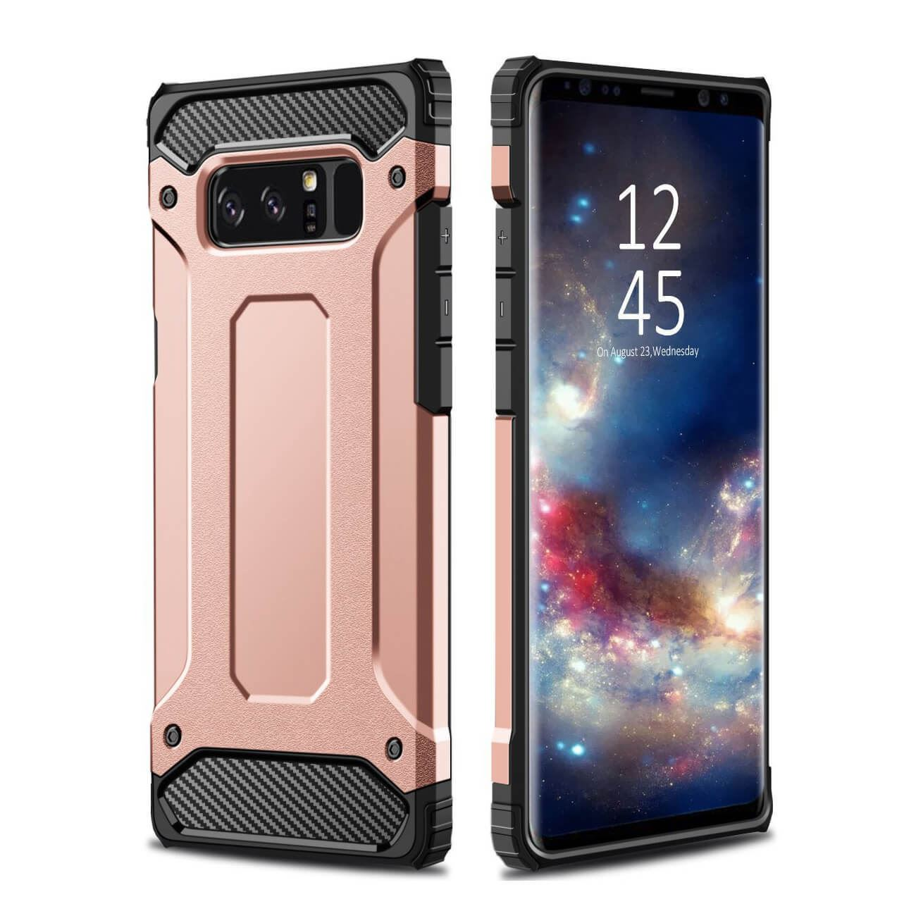 Hybrid-Armor-Shockproof-Rugged-Bumper-Case-For-Samsung-Galaxy-S7-Edge-S8-Note-S9 縮圖 36