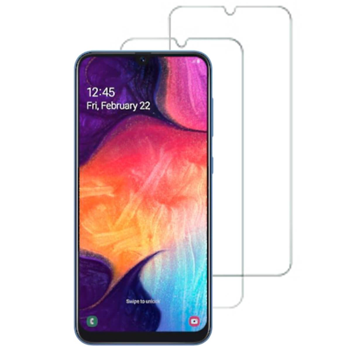 Full-Screen-Protector-For-Samsung-Galaxy-A40-amp-A50-Curved-3D-Tempered-Glass thumbnail 5