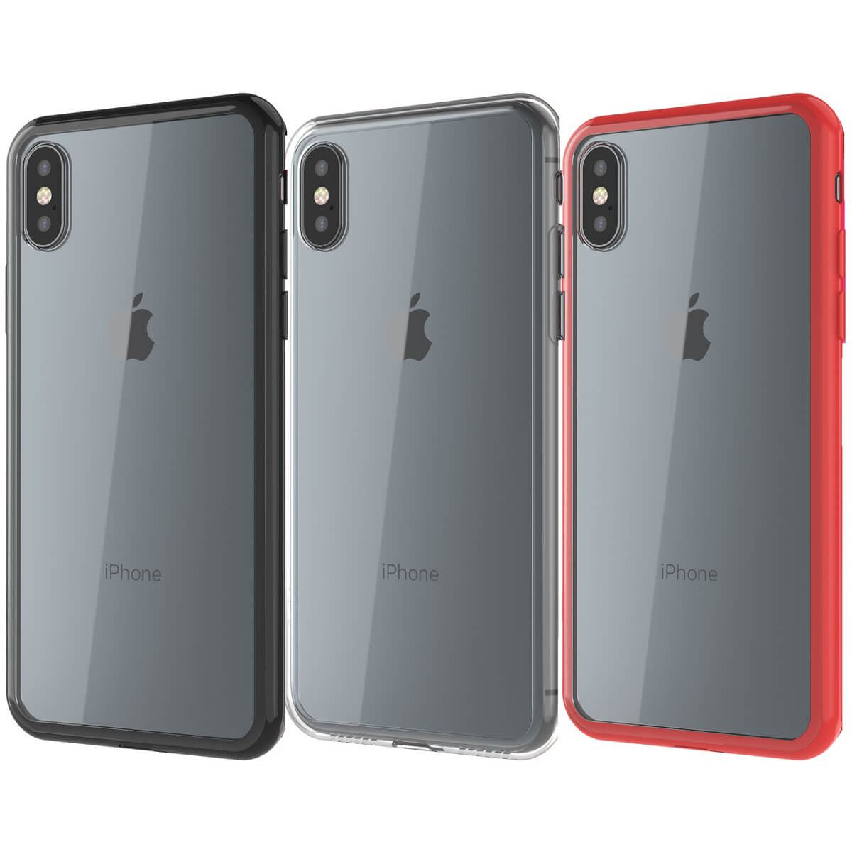 Shockproof-Case-For-Apple-iPhone-X-8-7-Plus-6-5s-Se-Clear-Slim-Bumper-TPU-Cover thumbnail 7