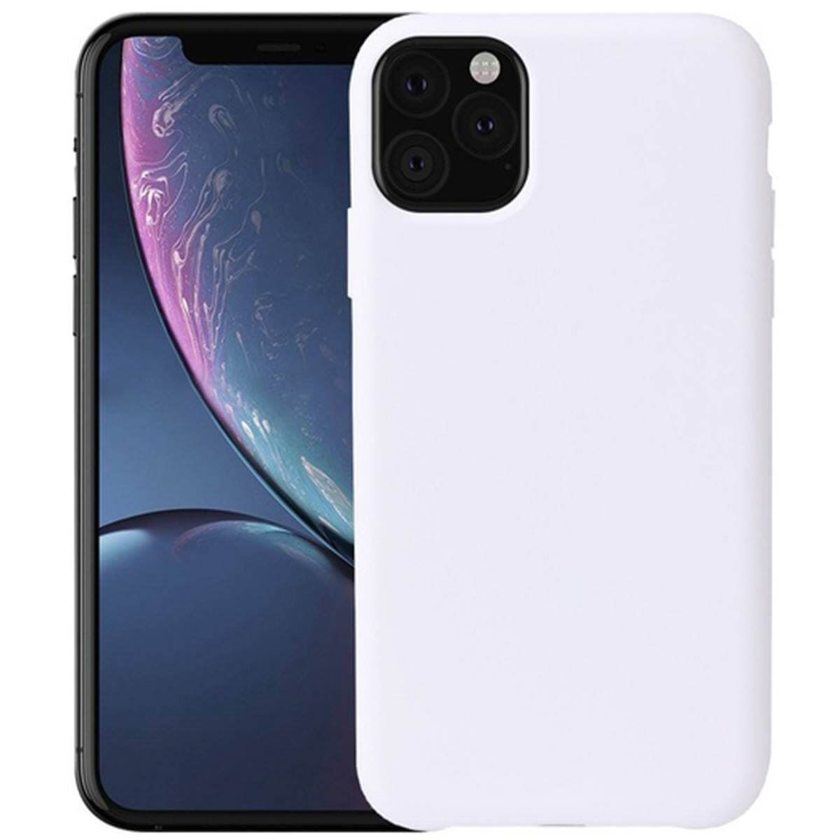 Liquid-Silicone-Shockproof-Case-For-Apple-iPhone-Soft-Matte-Back-Phone-Cover thumbnail 33