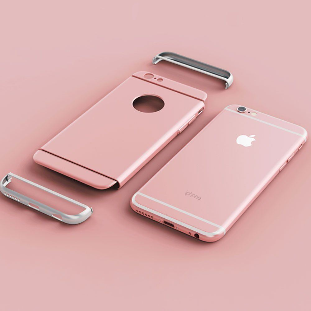 Ultra-Thin-Case-For-Apple-iPhone-5-6S-7-Plus-Luxury-Shockproof-Armor-Back-Cover thumbnail 11