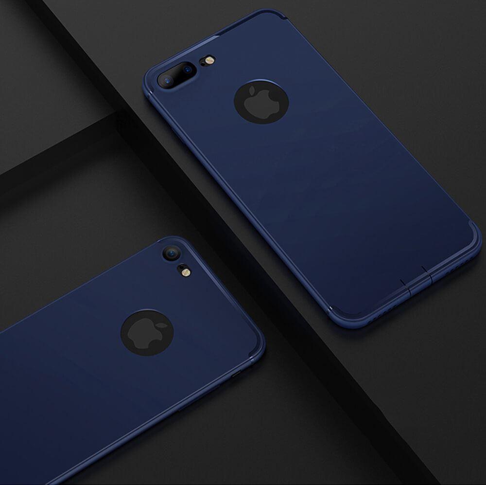 Luxury-Ultra-Thin-Slim-Silicone-TPU-Soft-Case-Cover-Apple-iPhone-10-8-7-Plus-6-5 miniatuur 56