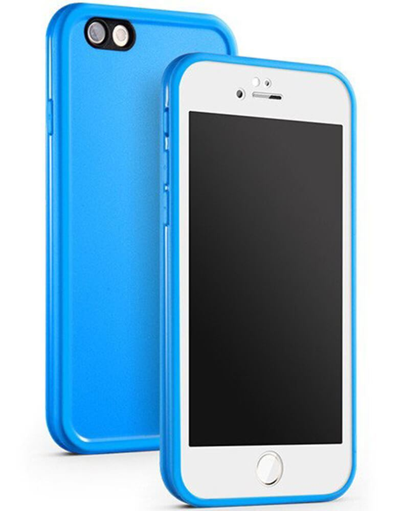 Waterproof-Shockproof-Hybrid-Rubber-TPU-Case-Cover-For-iPhone-10-X-8-7-Plus-6s-5 miniatura 40