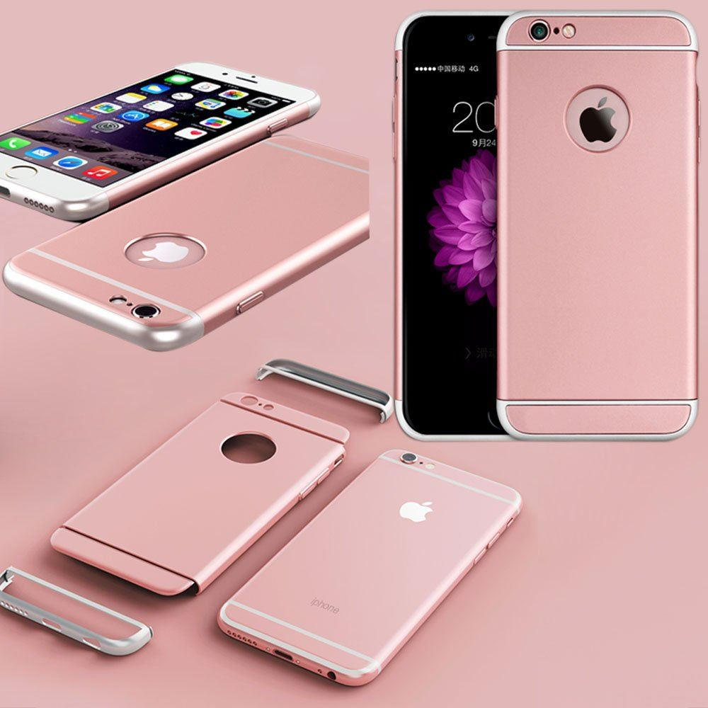 Ultra-Thin-Case-For-Apple-iPhone-5-6S-7-Plus-Luxury-Shockproof-Armor-Back-Cover thumbnail 10