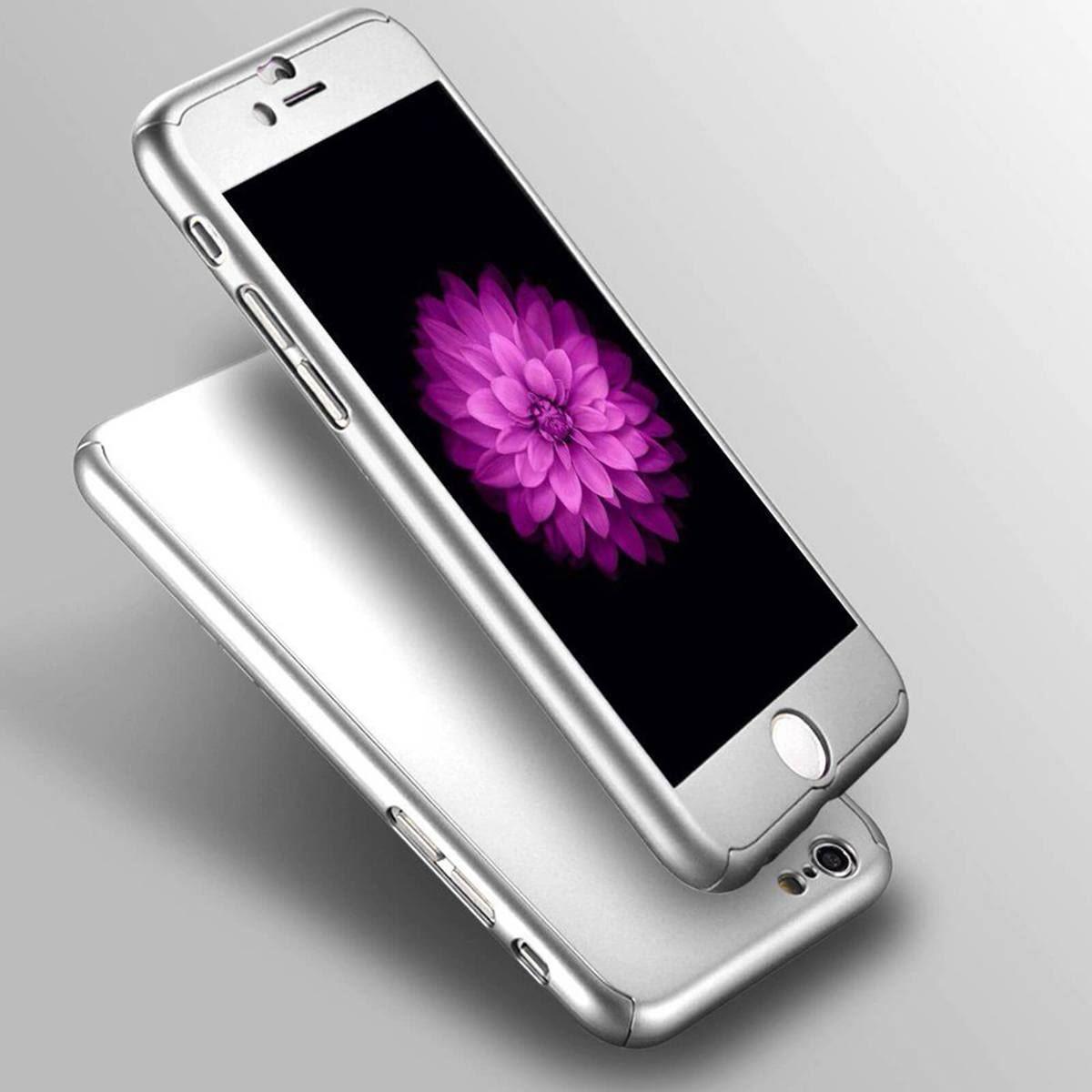 For-Apple-iPhone-XS-Max-XR-Hybrid-360-Slim-Ultra-Thin-Heavy-Duty-Shockproof-Case Indexbild 92
