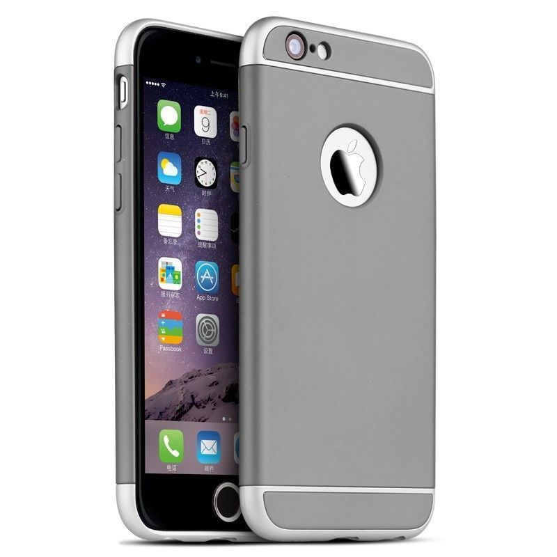 Luxury-Ultra-thin-Shockproof-Armor-Back-Case-Cover-for-Apple-iPhone-X-8-7-6-5-Se thumbnail 32