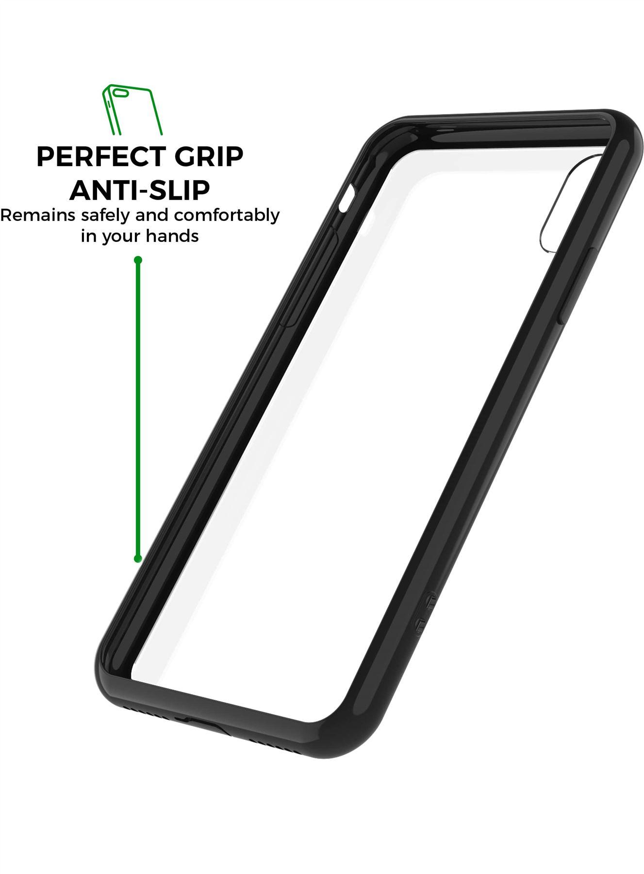 thumbnail 12 - For Apple iPhone XR Xs Max X 8 7 Plus 6 5 Se Case Cover Clear Transparent CS283