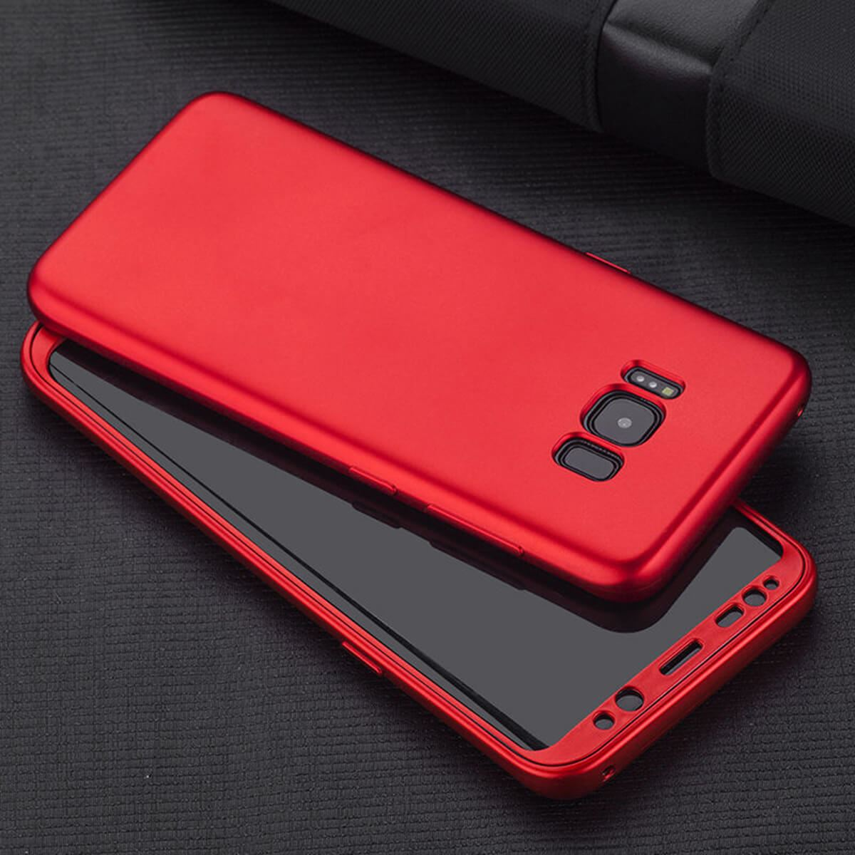 New-ShockProof-Hybrid-360-TPU-Thin-Case-Cover-For-Samsung-Galaxy-S7-edge-S8-S9 miniature 40