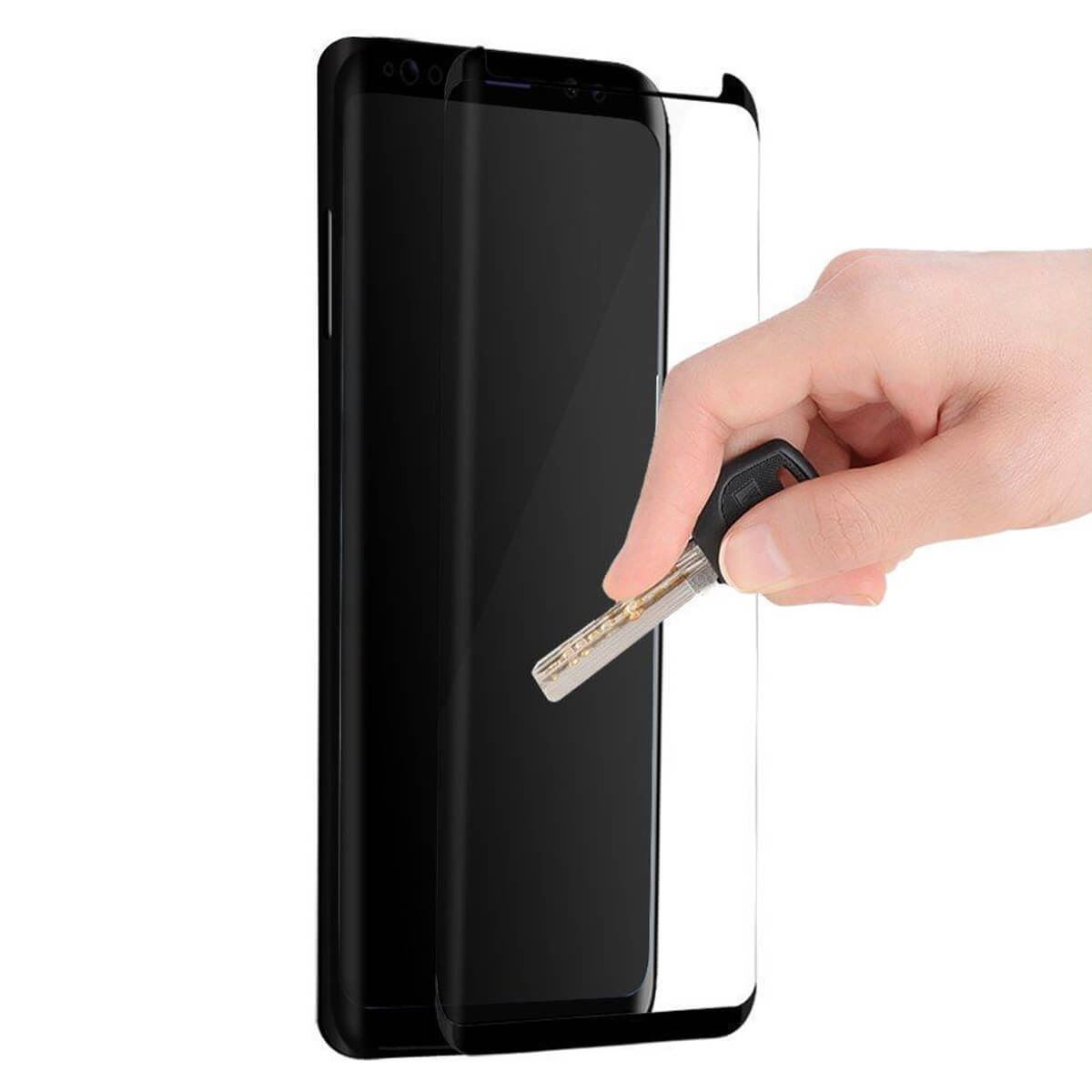 Full-Screen-Protector-For-Samsung-Galaxy-S10-Plus-S10e-Curved-3D-Tempered-Glass thumbnail 3