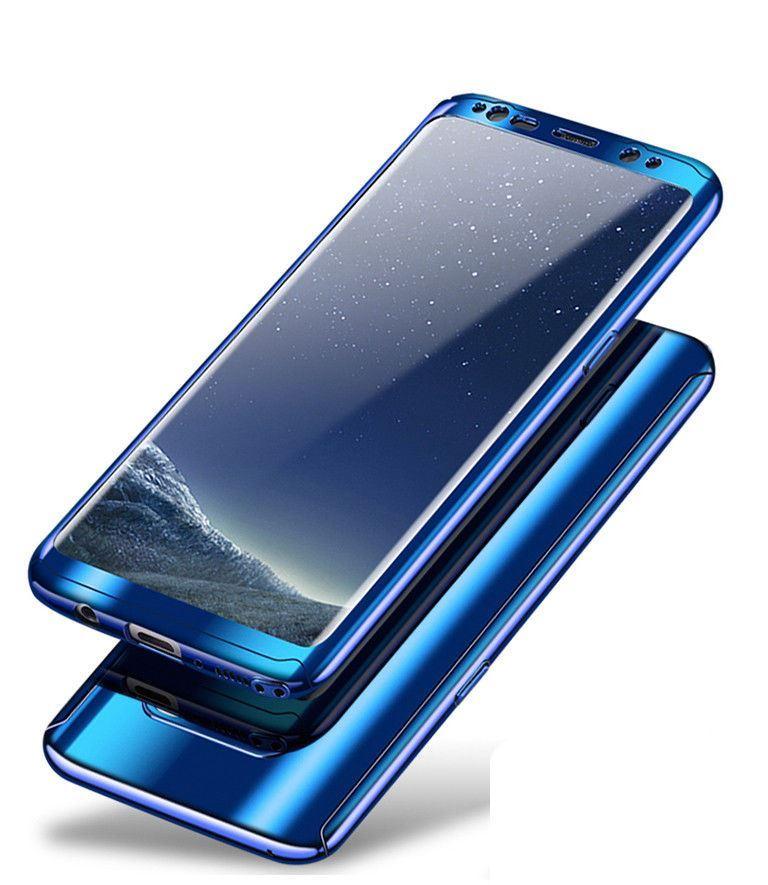 Shockproof-Hybrid-360-Ultra-Thin-Mirror-Hard-Case-Samsung-Galaxy-S7-edge-S8-S9 thumbnail 61