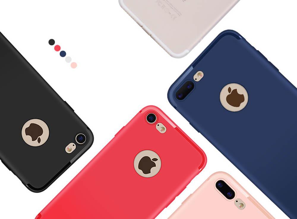 Luxury-Ultra-Thin-Slim-Silicone-TPU-Soft-Case-Cover-Apple-iPhone-10-8-7-Plus-6-5 miniatuur 43