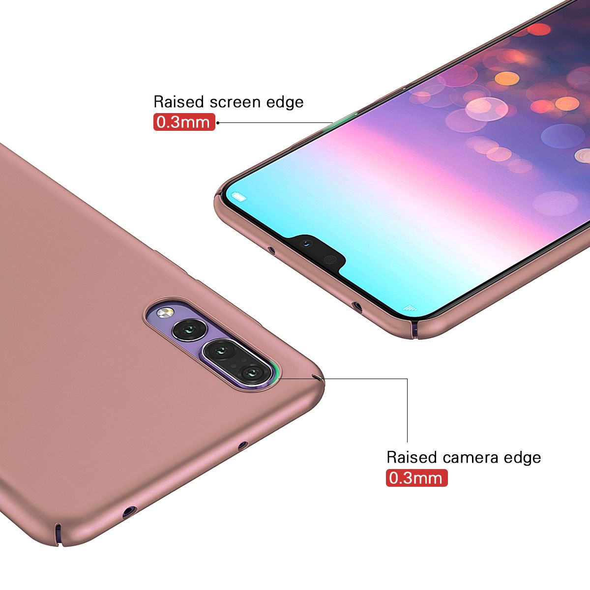 Luxury-Protective-Slim-Thin-Hard-Back-Case-Cover-For-Huawei-P20-Pro-P10-P-Smart thumbnail 33