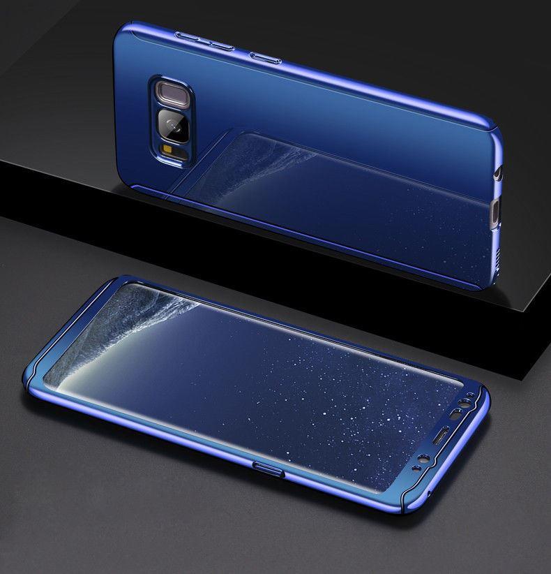Shockproof-Hybrid-360-Ultra-Thin-Mirror-Hard-Case-Samsung-Galaxy-S7-edge-S8-S9 thumbnail 39