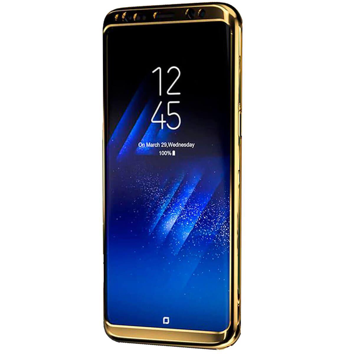 Shockproof-Hard-Case-Samsung-Galaxy-S7-edge-S8-Plus-Hybrid-360-Ultra-Thin-Mirror thumbnail 9