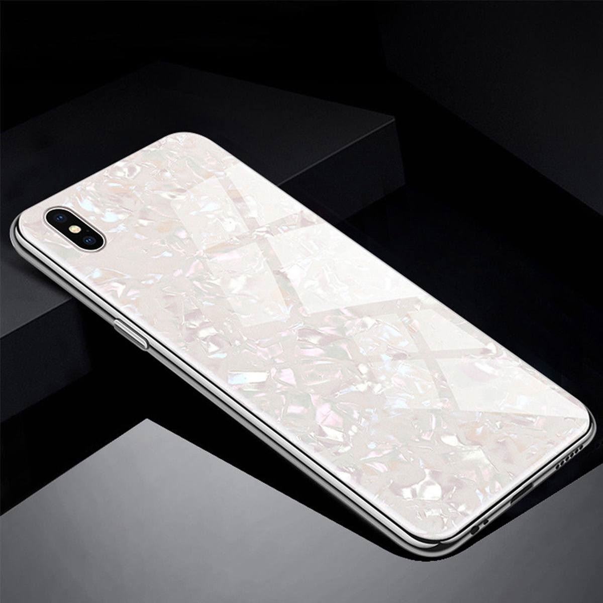 Luxury-Marble-Tempered-Glass-Case-Cover-For-Apple-iPhone-X-XS-XR-Max-10-8-7-6s-6 thumbnail 63