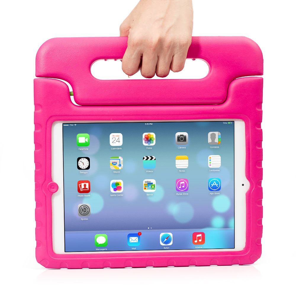 Kids-Shockproof-iPad-Case-Cover-EVA-Foam-Stand-For-Apple-iPad-Mini-1-2-3-4-Air-2 Indexbild 28