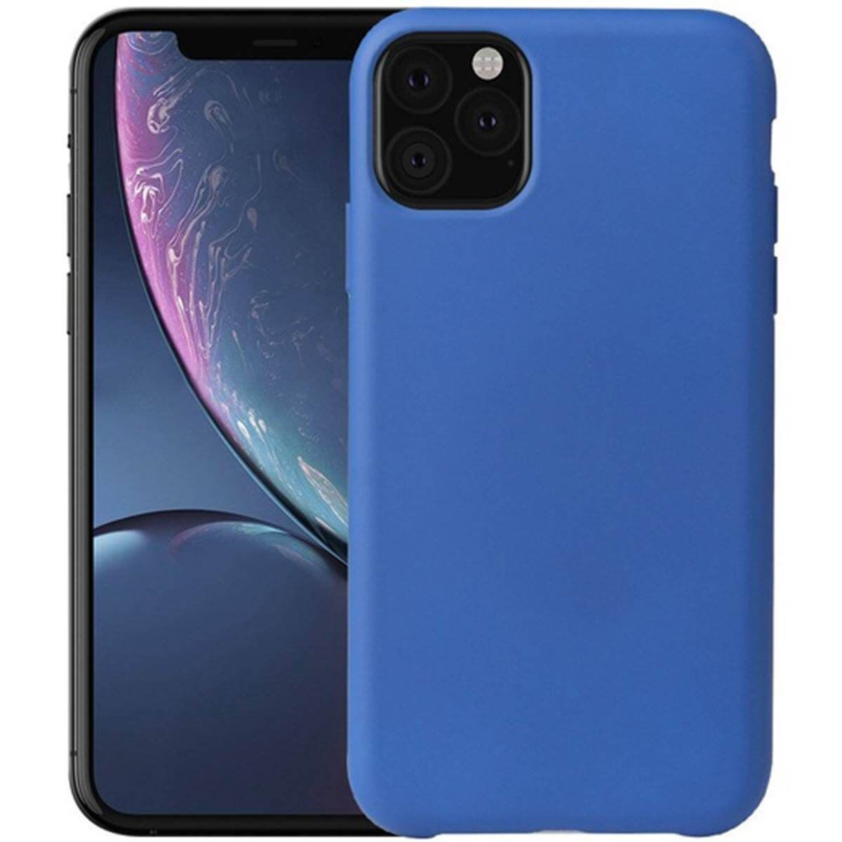 Liquid-Silicone-Shockproof-Case-For-Apple-iPhone-Soft-Matte-Back-Phone-Cover thumbnail 10