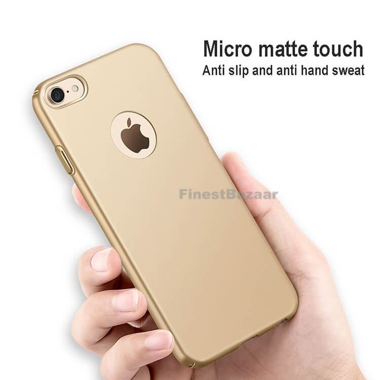 Luxury-Ultra-Thin-Slim-Acrylic-Hard-Back-Case-Cover-Apple-iPhone-10-X-8-7-6s-5s miniatuur 24