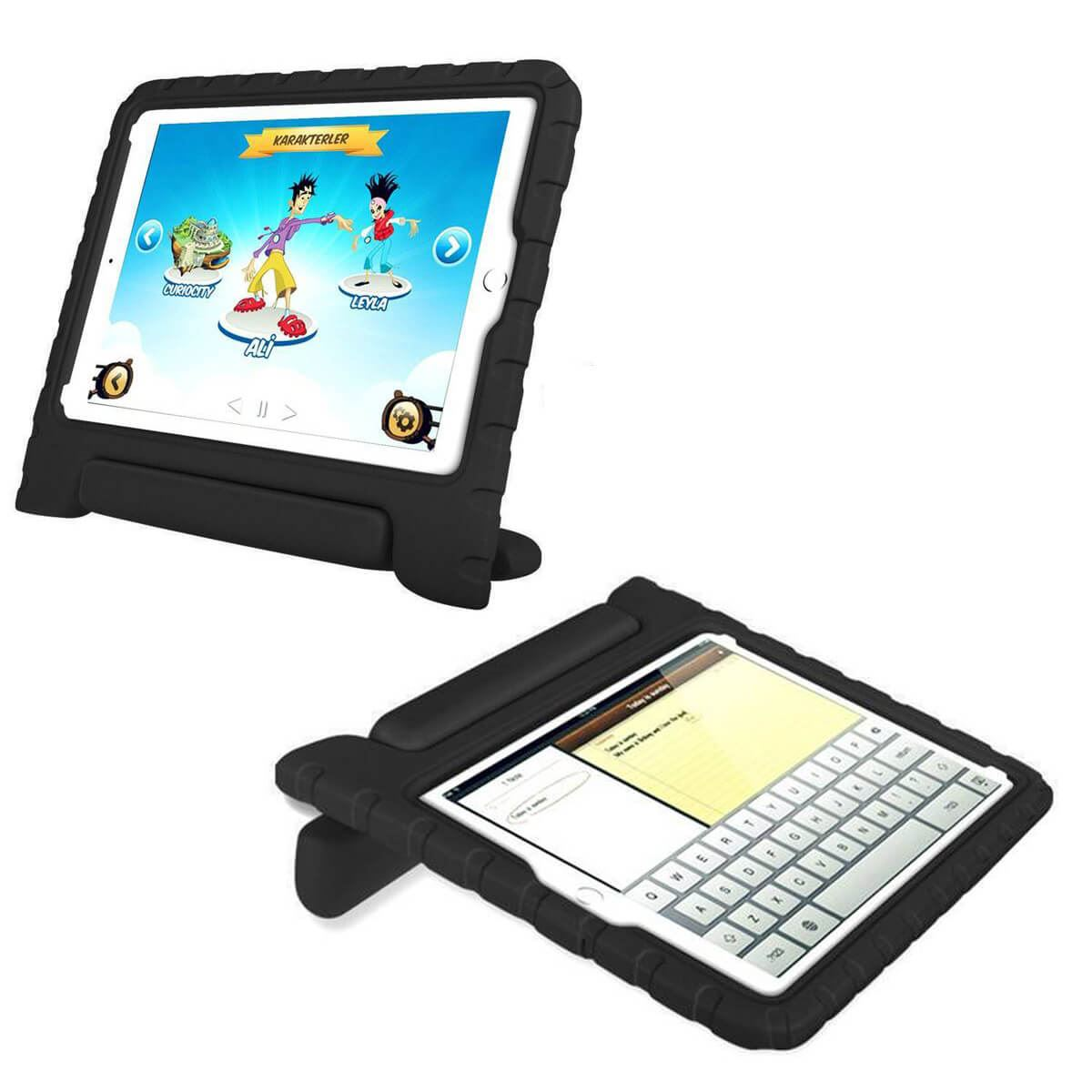 Case-For-Apple-iPad-Kids-Lightweight-Friendly-Shockproof-Maximum-ProtectiveCover thumbnail 3
