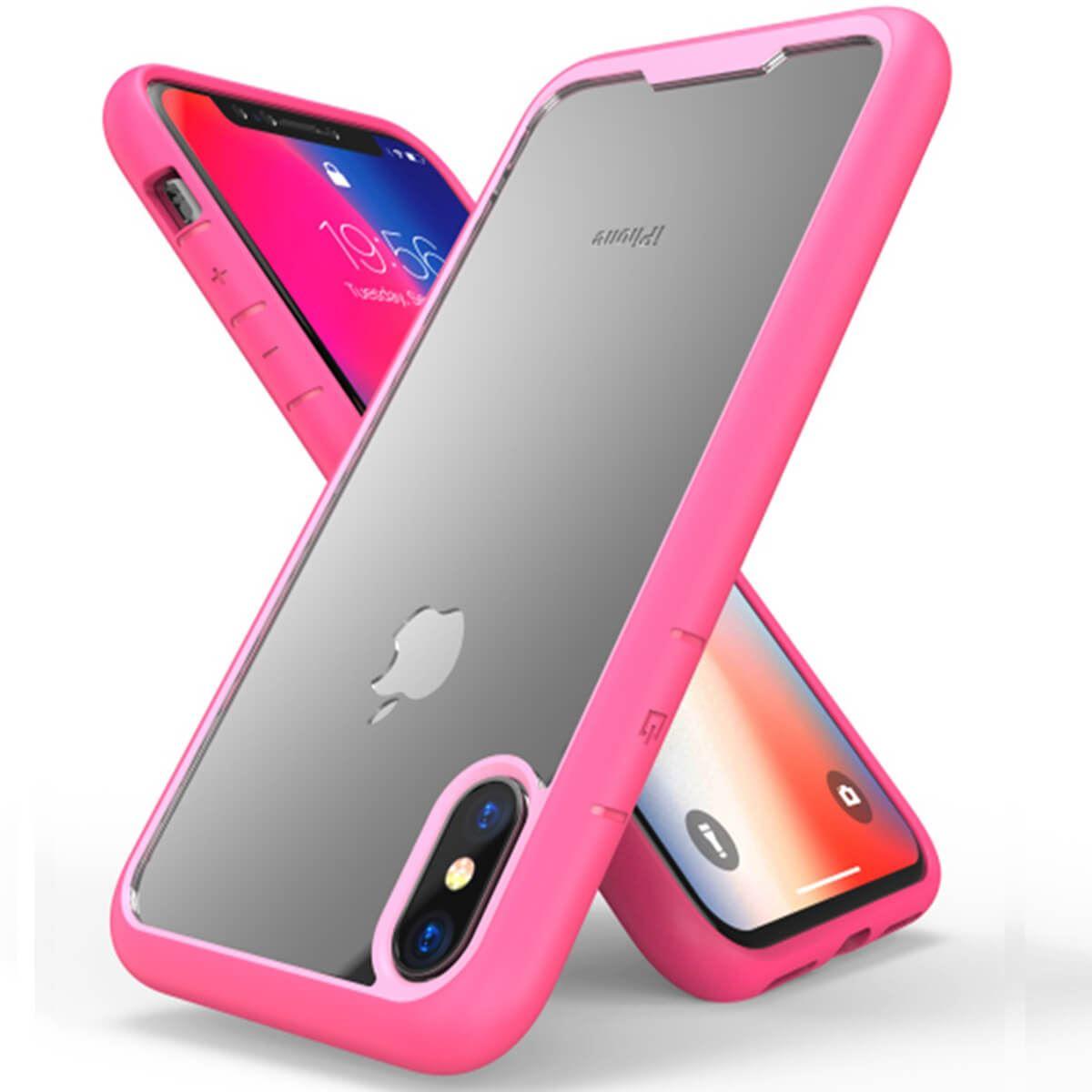 Shockproof-Bumper-Case-For-iPhone-X-XS-XR-6-Plus-7-Plus-6-Plus-Hard-Armor thumbnail 13