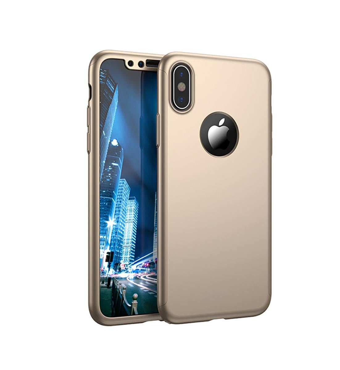 For-Apple-iPhone-XS-Max-XR-Hybrid-360-Slim-Ultra-Thin-Heavy-Duty-Shockproof-Case thumbnail 67
